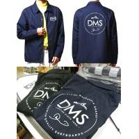 DMS/T/C コーチ ジャケット(裏地付)/2カラー